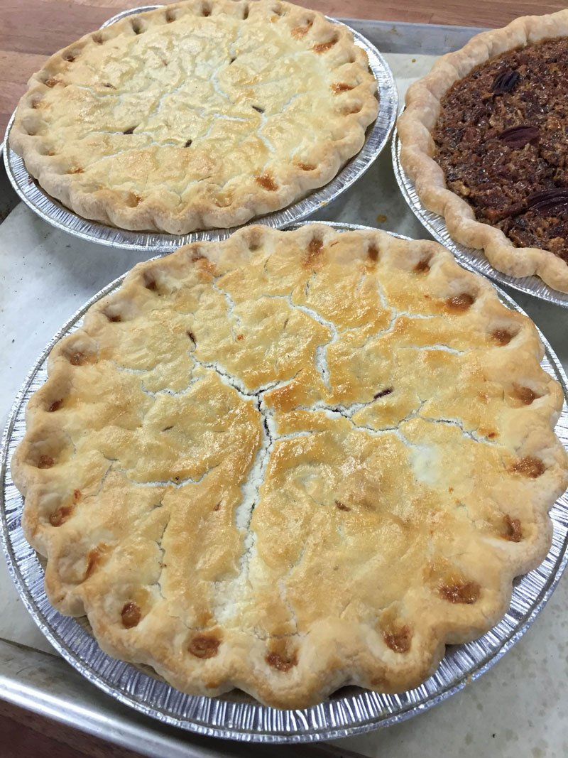 Pies Delivered to Your Home - Bread and Roses Bakery