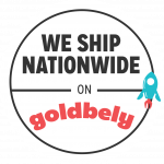 We ship nationwide on Goldbely