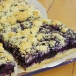 Maine Blueberry Crumble